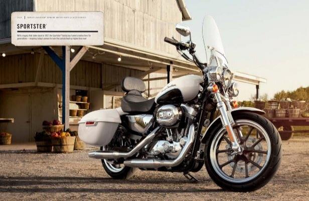 Side Mount Number Plate Holder for Harley Sportster 1200 Low XL 1200 L 07-09