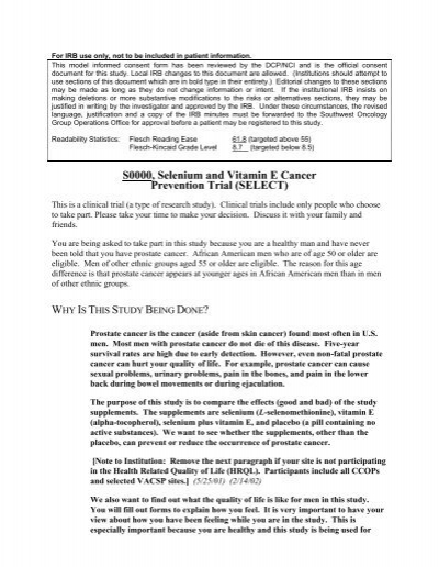 Client Informed Consent Form Informed Consent Form. 14 Summary An ...
