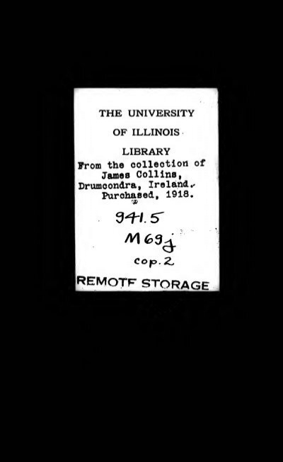 Jail Journal Microform Commenced On Board University Library
