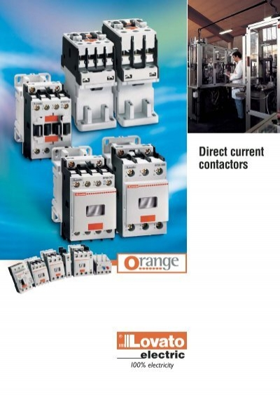 Leaflet direct current contactors lovato electric spa asfbconference2016 Gallery