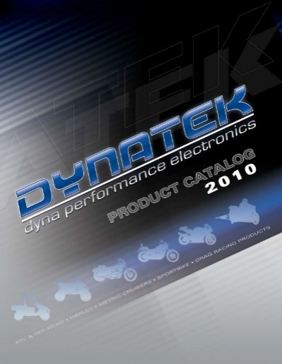 DynaTek FS Curve Maker Programming Kit Dyna all ATV CDI DFSPK-1