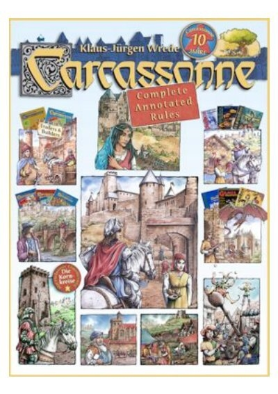 REPLACEMENT or ADD EXTRAS OLD EDIT Carcassonne 5 The Abbey and the Mayor SPARES