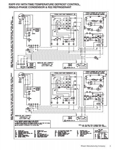 Rxpf-f01 Wiring Diagram  Fossil Fuel Kit  Rev  6