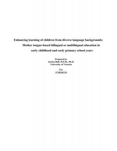 Raising Bilingual Children Common Parental   calorg