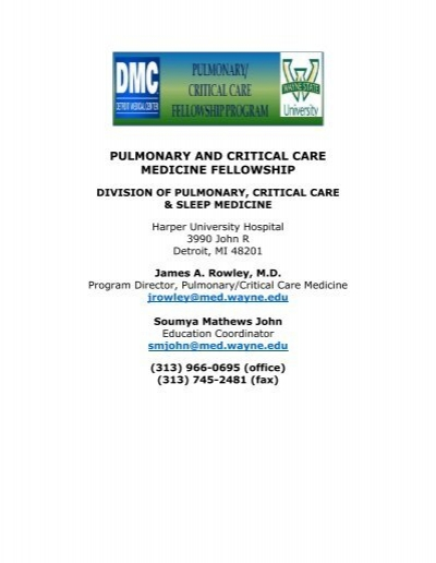 Download - Division of Pulmonary & Critical Care and Sleep