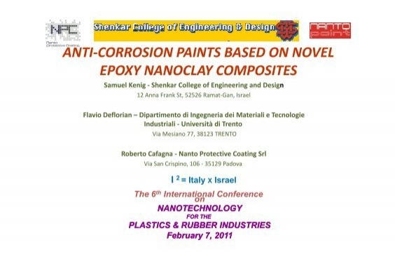 111105 Fatipec Anti Corrosion Paints Based On Novel