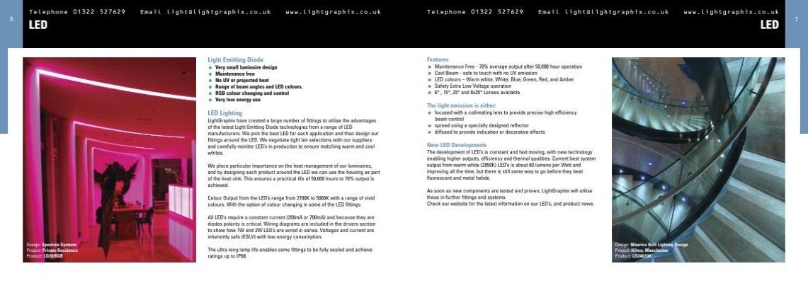 LED - Lightgraphix Ltd