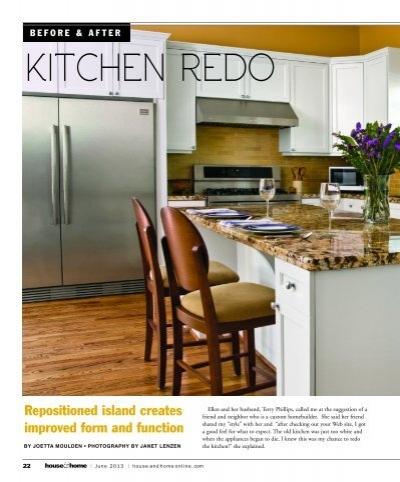 Kitchen Redo Shelterstyle Com
