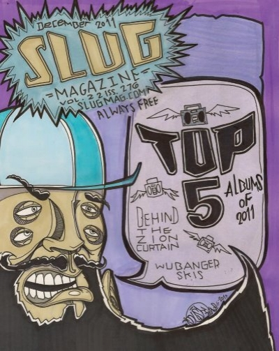 Download Issue As Pdf Slug Magazine
