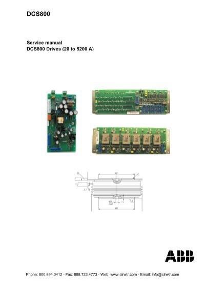 Datasheet) dcs800 pdf dcs800 quick guide en, de se, pt dcs800.