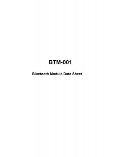 Bluetooth dip module rayson btm-182 wrl-09977 sparkfun.