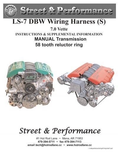 45611730 street performance wiring harness ls2 engine swap wiring harness street performance wiring harness at aneh.co