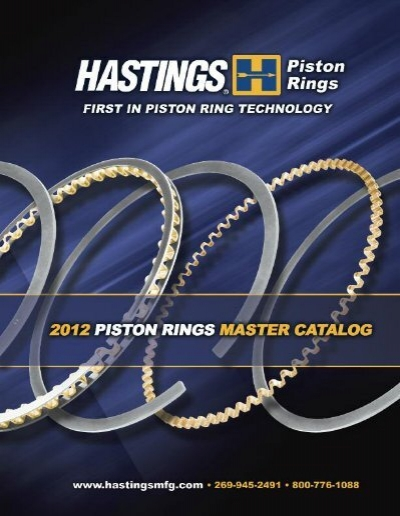 HASTINGS PISTON RING CHROME STD FOR TOYOTA COROLLA MR2 SPYDER 1ZZ-FE 1.8L DOHC