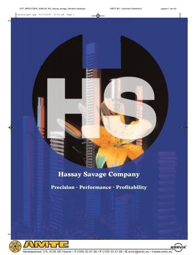 HASSAY SAVAGE CO 10104 Keyway Broach,I,W 1//16 In,Cut L 1-1//8 In