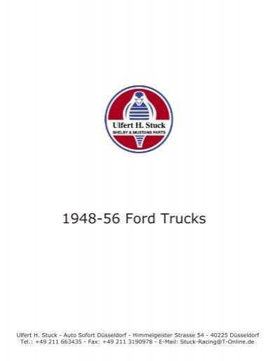 1948-55 FORD CAR /& TRUCK HORN RELAY 6 VOLT                            7RA-13853