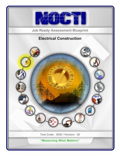 Job ready assessment blueprint electrical construction nocti malvernweather Image collections