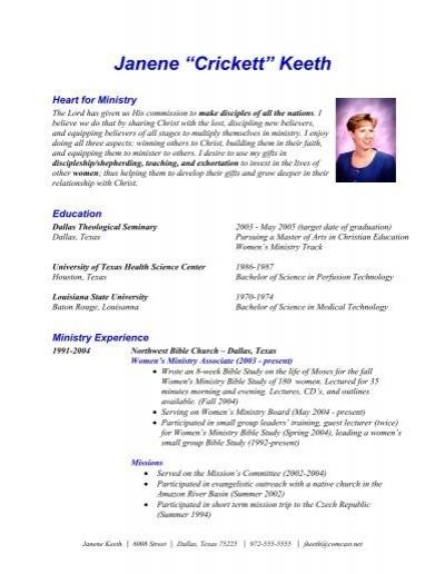 john gibson resume revised xpastor