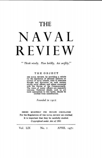 R Evi Evv The Naval Review