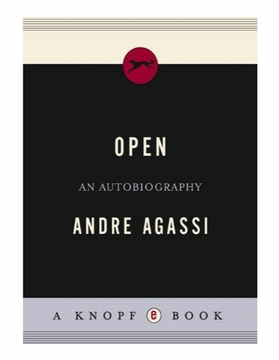 Agassi Open An Autobiography