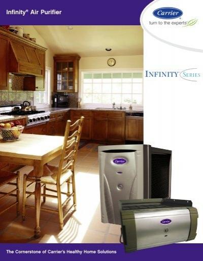 Carrier Infinity Air Purifier