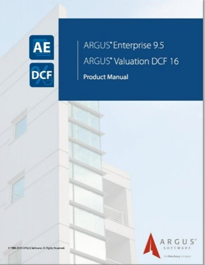ae 9 5 and dcf 16 product user manual pdf argus software rh yumpu com Argus Program Argus Software Real Estate Commercial