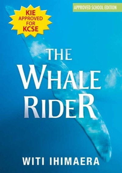 characterization in whale rider