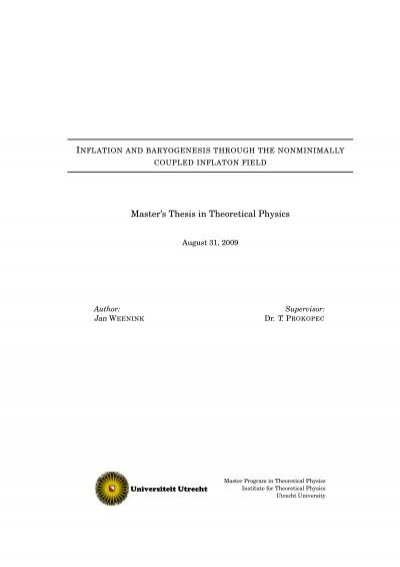 Viva Phd Thesis Statement - Where should the thesis statement be quote ...