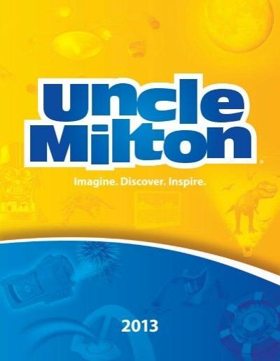Uncle Milton Light Frenzy Sparkler 2402