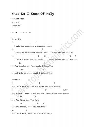 Majesty (Here I Am) chords – Delirious? - Top Christian Lyrics