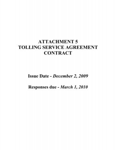 Tolling Agreement Template. Raleigh Orthopedic Ra And Cap April