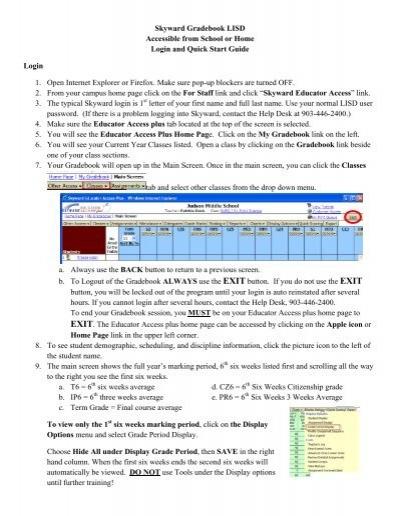 lisd gradebook login
