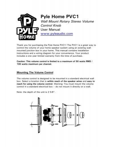 Pvc1 Manuals Qualitycaraudio Com