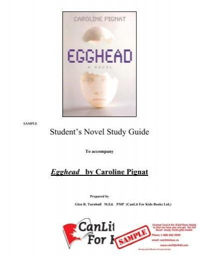 sample student s rh yumpu com Icon Novel Study A Book for Novel Study