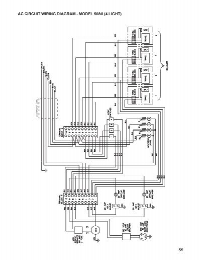 Ac Circuit Wiring Diagram