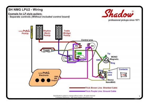Sh Nmg Lpu2 - Wiring