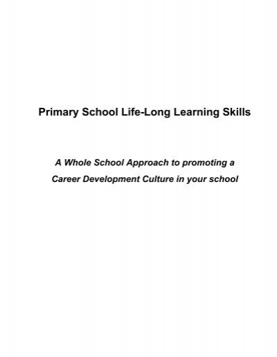 Primary school life long learning skills blueprint australian primary school life long learning skills blueprint australian malvernweather