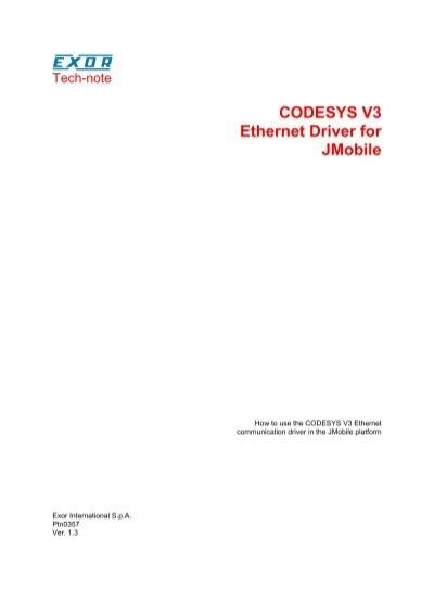 Codesys manual Download