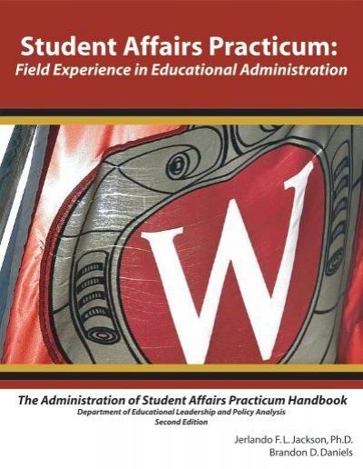 practicum in educational administration