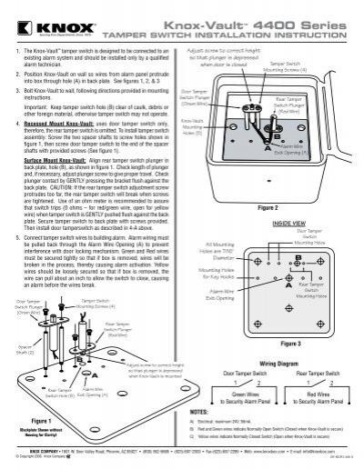 knox box wiring diagram wire center u2022 rh sischool co Knox Box Key Secure 3B Knox Box 3200 Series