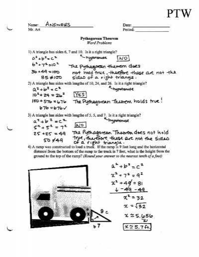 mathworksheetsland pythagorean theorem word problems pythagorean theorem word problems. Black Bedroom Furniture Sets. Home Design Ideas