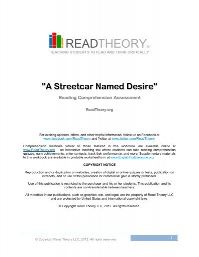 READTHEORY Answers and Ex