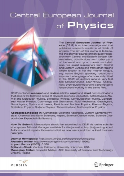 research papers in nuclear physics