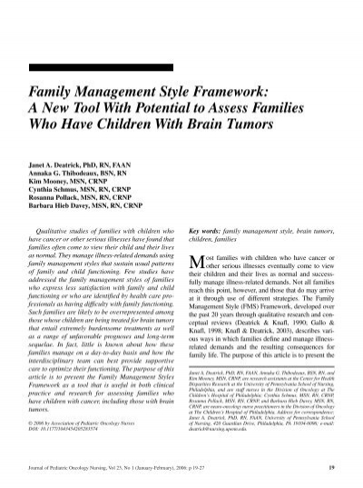 family management style as a way Conflicts are part of a normal experience for many small start-ups and family-owned businesses but even more so when those businesses don't follow a formal management structure that.