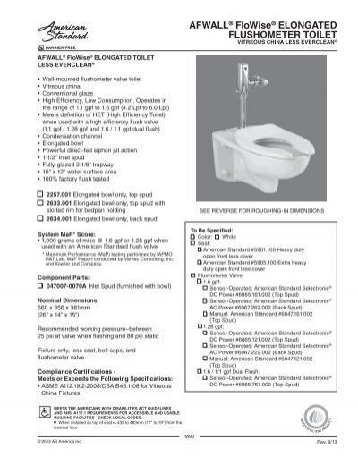 Pleasant Afwalla Flowisea Elongated Flushometer Maine Gov Machost Co Dining Chair Design Ideas Machostcouk
