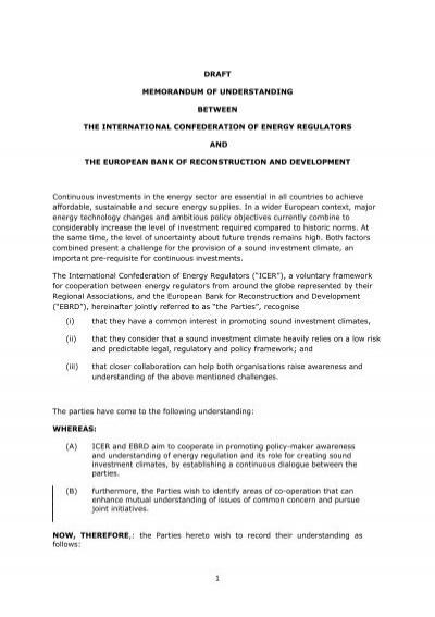 Memorandum of understanding with monitor nhs business 1 draft memorandum of understanding between the afur spiritdancerdesigns Image collections