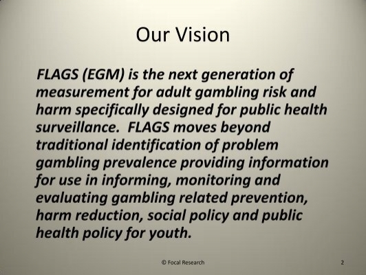the unknown prevalence of youth gambling essay Long term trends, based on findings from twenty independent prevalence studies surveying middle and high school youth in north america, suggest that within the past year two out of three legally underage youth have gambled for money in the united states and canada as many as 153 million 12–17.