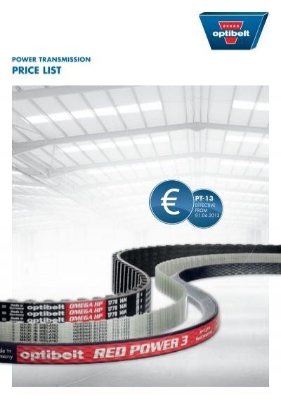 V-Belt A//13 x 890 Li DIN 2215 V-Belt