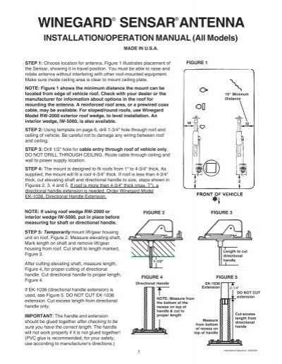 Dutchmen rv antenna wiring diagram wiring diagram winegard sensar antenna installation operation dutchmen rv rh yumpu com fleetwood rv wiring diagram rv trailer swarovskicordoba Gallery