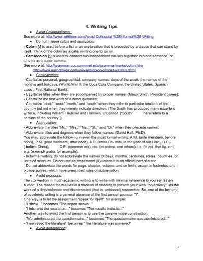 features of personal essay