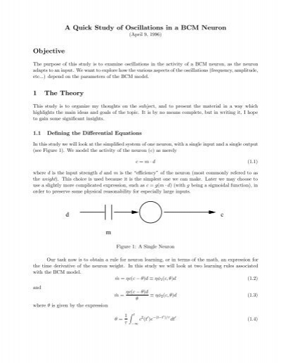 differential equations quick study academic